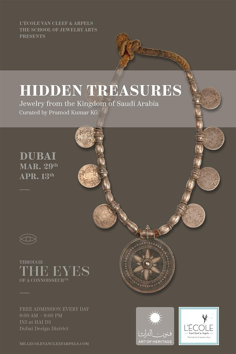 ​    ​Hidden Treasures-Jewelry-Exhibition-Dubai