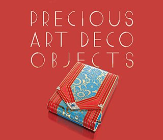 Precious Art Deco Objects HK
